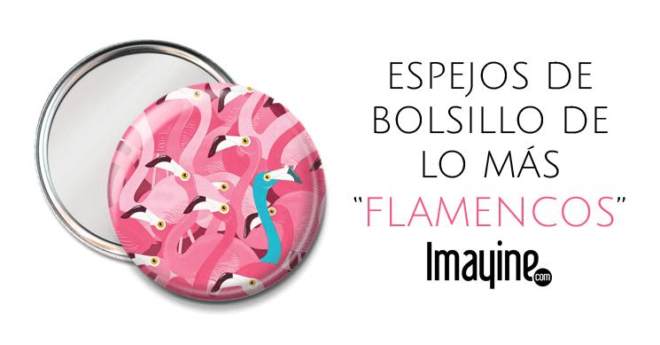 Espejos de bolsillo de lo m s flamencos blog imayine - Espejos de bolsillo ...